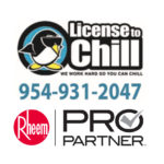 license to chill logo