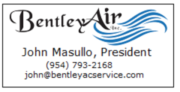 Bentley air logo