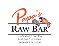 papas raw bar logo